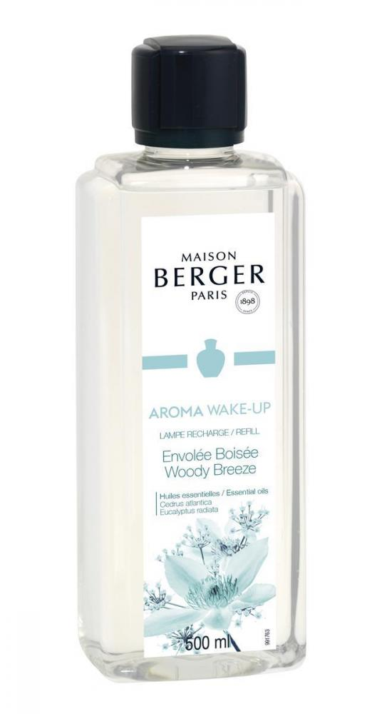 Lampe Berger Duft Aroma Wake-Up / Envolee Boisee